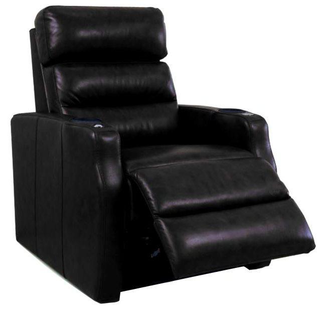 Studio chair in black