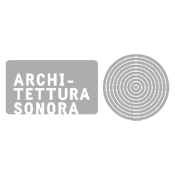 archittetura sonora logo - grey